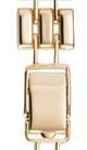 Золотой браслет для часов браслеты для часов из золота 18 мм 58080 весом 20.3 г  стоимостью 73060 р.