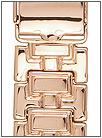 Золотой браслет для часов браслеты для часов из золота 18 мм 42007 весом 28 г  стоимостью 100772 р.