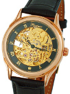 Мужские наручные часы «Скелетон» AN-41950.556 весом 31 г