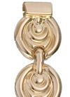 Браслет для часов из золота 50259 весом 12 г  стоимостью 43188 р.