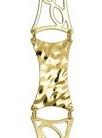 Золотой браслет женский 61704/1 весом 13.5 г  стоимостью 49275 р.