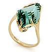 Золотое кольцо <noindex>с кварцем</noindex> &mdash; <em>имитация аквамарина</em> SL-02431-510 весом 5.1 г  стоимостью 22440 р.