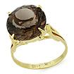 Кольцо с раухтопазом SL-2863-509 весом 5.09 г  стоимостью 22905 р.